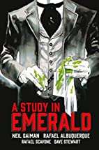 Neil Gaiman's A Study in Emerald by Neil…