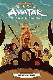 Avatar: The Last Airbender - Team Avatar…