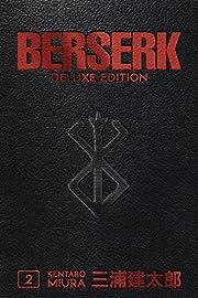 Berserk Deluxe Volume 2 af Kentaro Miura