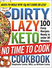 The DIRTY, LAZY, KETO No Time to Cook…