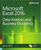 Microsoft excel data analysis and business…