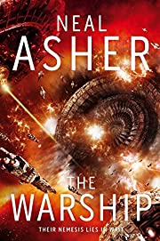 The Warship (Rise of the Jain) de Neal Asher