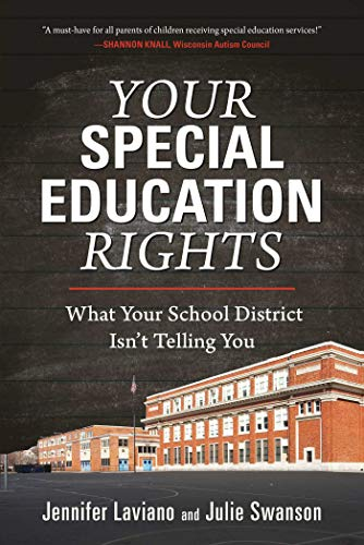 Your Special Education Rights by Jennifer Laviano