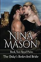 The Duke's Bedeviled Bride (Royal Pains Book…