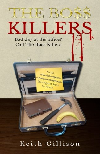 Book Cover - The Boss Killers