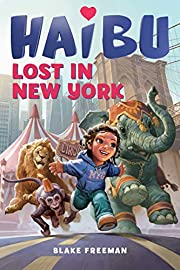 Haibu : lost in New York av Blake Freeman