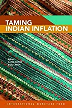 Taming Indian Inflation (Books) by Rahul…
