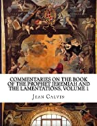 Commentaries on the Book of the Prophet…