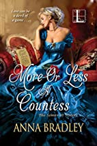 More or Less a Countess by Anna Bradley