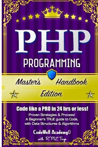 PDF] Php: Programming, Master's Handbook: A TRUE Beginner's