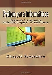 Python para informaticos: Explorando la…