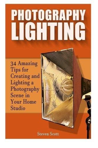 PDF] Photography Lighting: 34 AmazingTips for Creating and