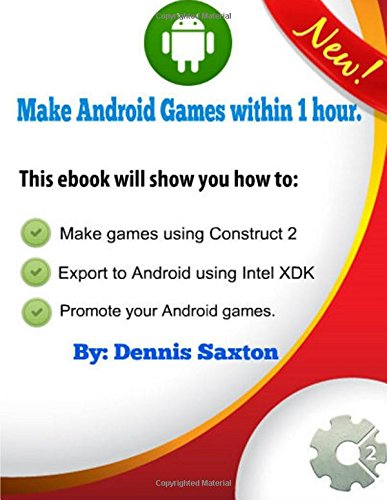 PDF] Make Android games within 1 hour  | Free eBooks