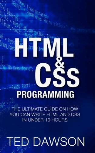 PDF] Html & CSS Programming: The Ultimate guide on How you