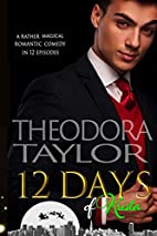 12 Days of Krista by Theodora Taylor