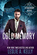 Cold Memory (Extrasensory Agents Book 3) by…