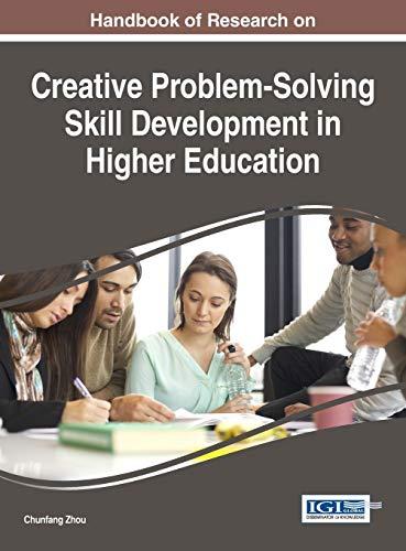 PDF] Handbook of Research on Creative Problem-Solving Skill