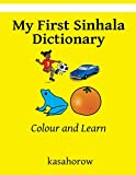 Colour and Learn Sinhala