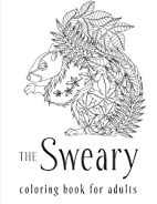 The Sweary Coloring Book for Adults (Swear…