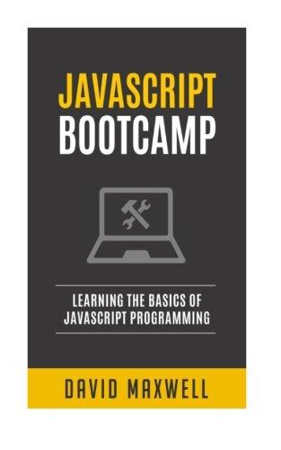 PDF] JavaScript: Bootcamp - Learn the Basics of JavaScript