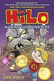 Hilo Book 4: Waking the Monsters av Judd…