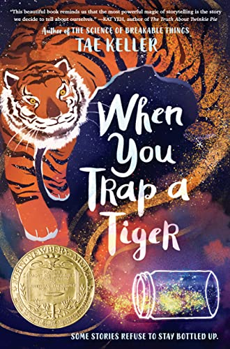 When you trap a tiger / by Keller, Tae,