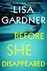 Image of the book Before She Disappeared: A Novel (A Frankie Elkin Novel) by the author