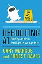 Rebooting AI: Building Artificial…