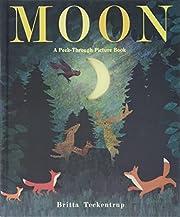 Moon: A Peek-Through Picture Book de Britta…