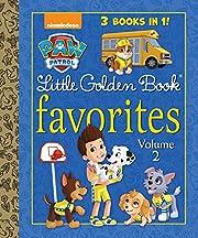 PAW Patrol Little Golden Book Favorites,…