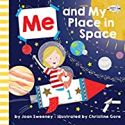 Me and My Place in Space av Joan Sweeney