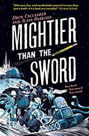 Mightier Than the Sword #1 por Drew…
