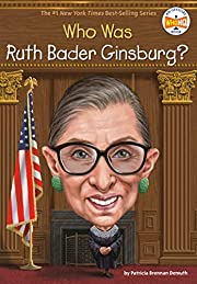Who Is Ruth Bader Ginsburg? (Who Was?) af…