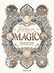 Believe in Magic: An Enchanting Coloring…