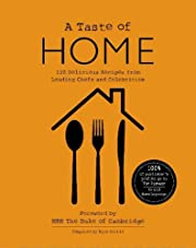 A TASTE OF HOME: 120 Delicious Recipes from…