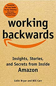 Working Backwards de Colin Bryar and Bill…