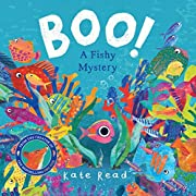 Boo! : a fishy mystery af Kate Read