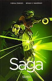 Saga Volume 7 de Brian K Vaughan