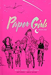 Paper Girls Deluxe Edition Volume 1 –…