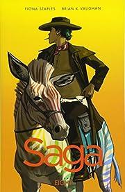 Saga Volume 8 de Brian K Vaughan