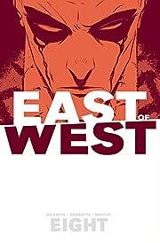 East of West Volume 8 de Jonathan Hickman