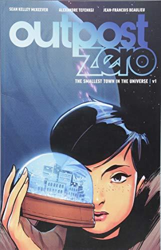 Outpost Zero by Sean McKeever