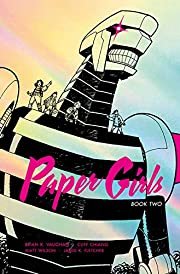Paper Girls Deluxe Edition Volume 2 –…