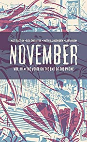 November Volume III de Matt Fraction