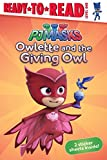 Owlette and the giving owl.