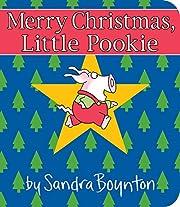 Merry Christmas, Little Pookie av Sandra…