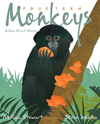 Fourteen Monkeys by Melissa Stewart