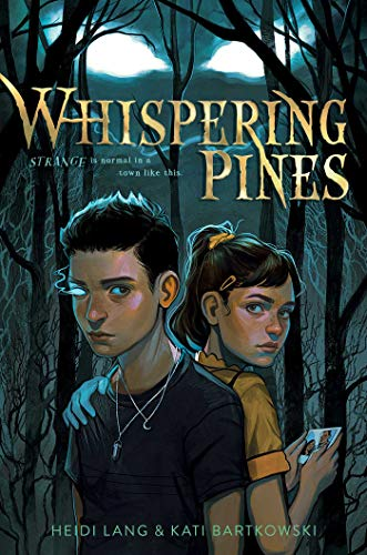 Whispering Pines by Heidi Lang