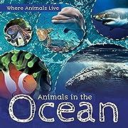 Animals in the Ocean (Where Animals Live) de…