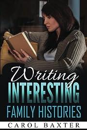 Writing Interesting Family Histories av…